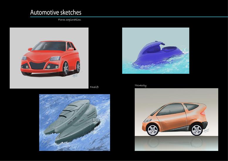 auto sketches 1